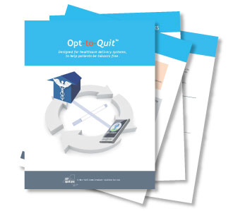 Opt-to-Quit brochure